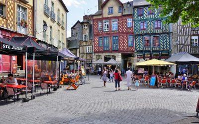 Les meilleurs restaurants à Rennes : notre guide des meilleures adresses